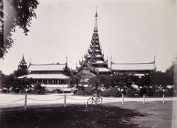The Audience Hall, [Mandalay]
